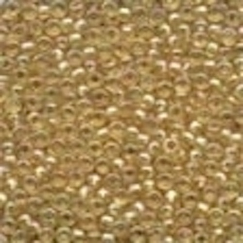 Seed Beads 02019 Crystal Honey