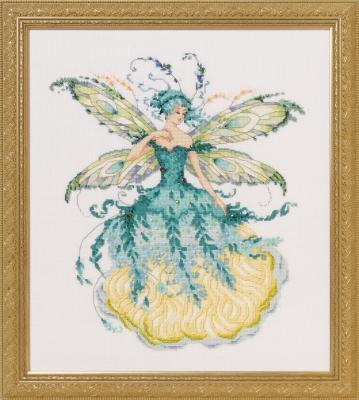 Mirabilia March Aquamarine Fairy