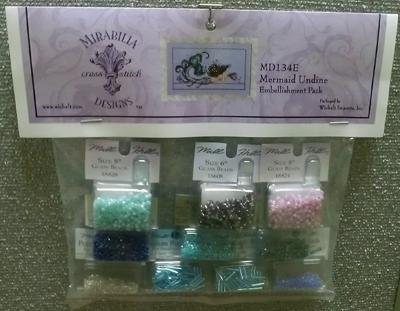 Embellishment Pack Mermaid Undine