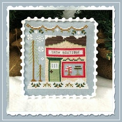 Snow Boutique - Country Cottage Needleworks