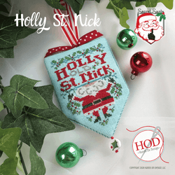 Holly St. Nick - Secret Santa