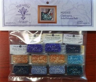 Embellishment Pack Cassiopeia