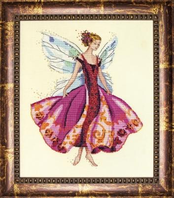 Mirabilia January's Garnet Fairy
