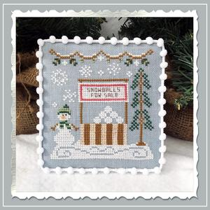 Snowball Stand - Country Cottage Needleworks