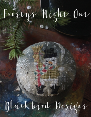 Blackbird Designs - Frosty's Night Out
