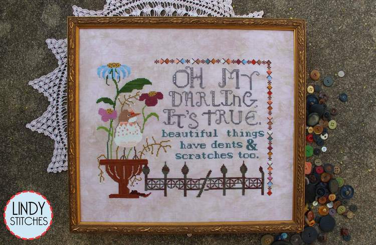 Beautiful Things - Lindy Stitches