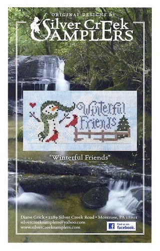 Winterful Friends - Silver Creek Samplers