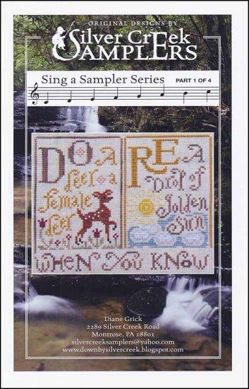 Sing a Sampler Series del 1 - Silver Creek Samplers