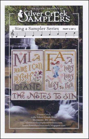 Sing a Sampler Series del 2 - Silver Creek Samplers