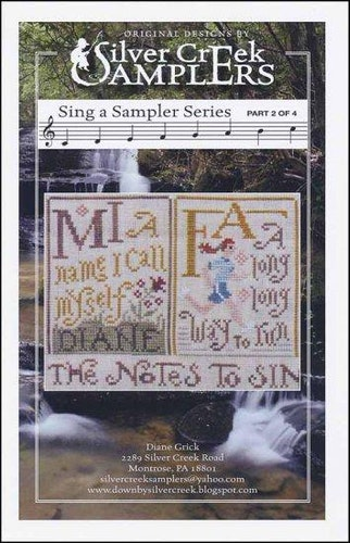 Sing a Sampler Series del 2 - Silver Creek Samplers