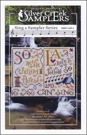 Sing a Sampler Series del 3 - Silver Creek Samplers