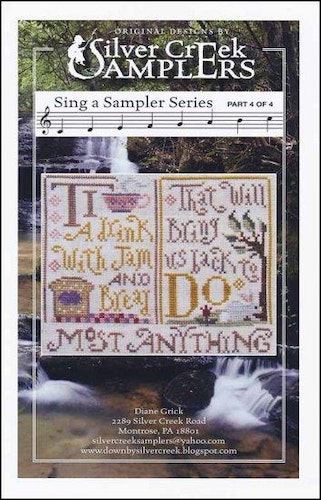 Sing a Sampler Series del 4 - Silver Creek Samplers