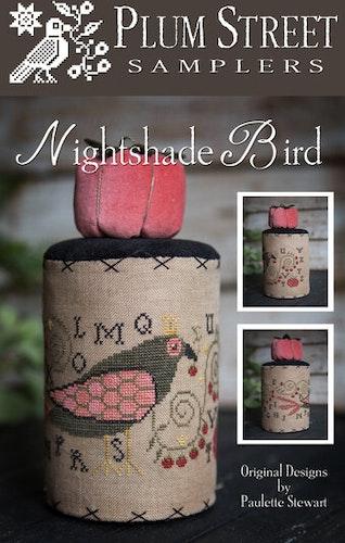 Nightshade Bird - Plum Street Sampler