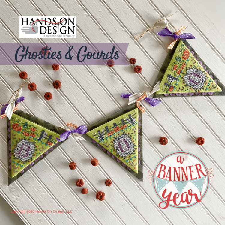 Ghosties & Gourds - Hands On Design