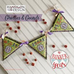 Ghosties & Gourds - Hands On Design