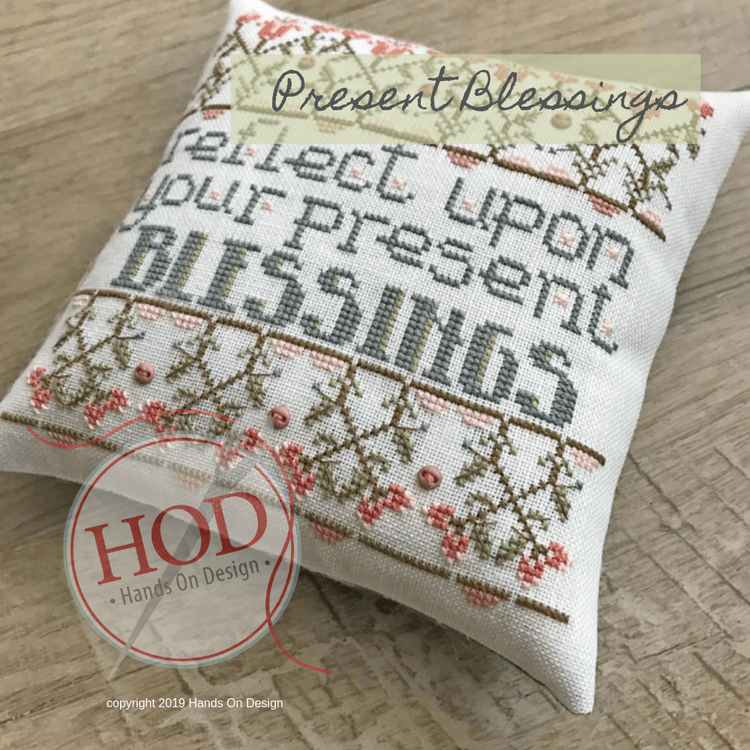Present Blessings - Hands On Design