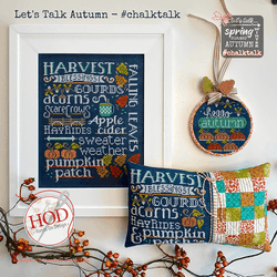 Let's Talk Autumn - Hands On Design