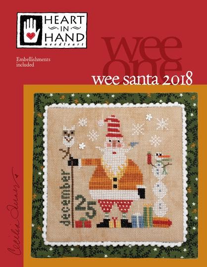 Wee Santa 2018 - Heart in Hand