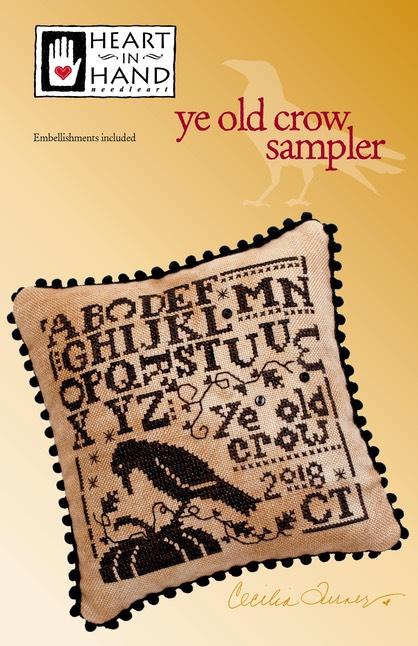 Ye Old Crow Sampler - Heart in Hand