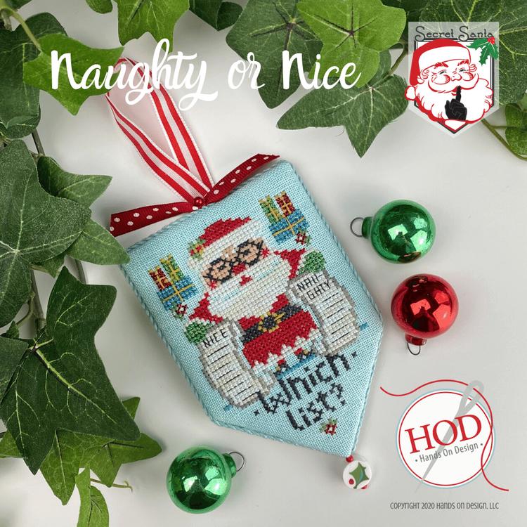 Naughty or Nice - Secret Santa
