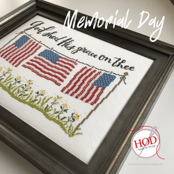 Memorial Day - Hands On Design