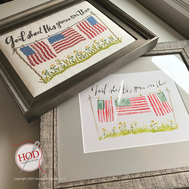 Memorial Day - Hands On Design