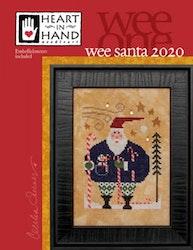 Wee Santa 2020 - Heart in Hand