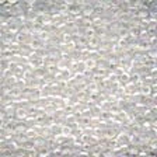 Seed Beads 00161 Crystal