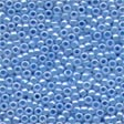 Seed Beads 02007 Satin Blue