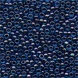 Seed Beads 00358 Cobalt Blue