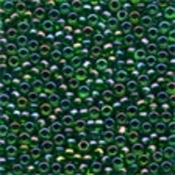Seed Beads 00332 Emerald