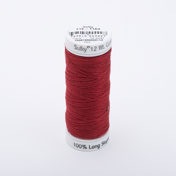 Sulky Petites 1169 BAYBERRY RED