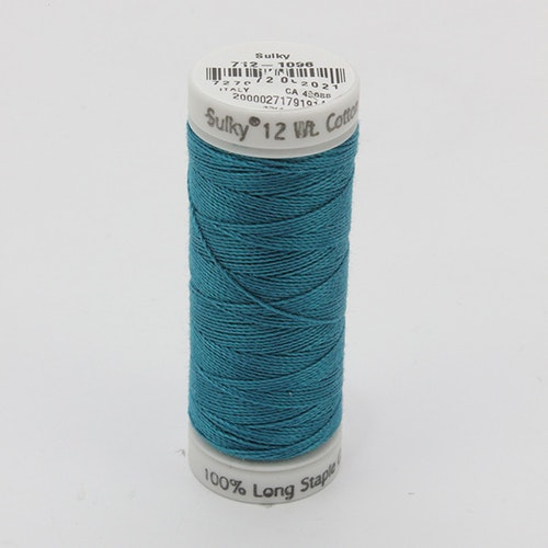 Sulky Petites 1096 DK. TURQUOISE