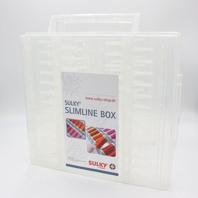 Sulky Slimline Tom Box för Snap-spolar