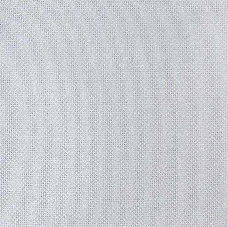 Aida Broderiväv 14 ct (5.4 rutor) Pewter