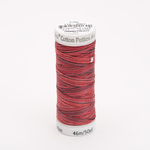 Sulky Petites 4007 RED BRICK MULTICOLOUR