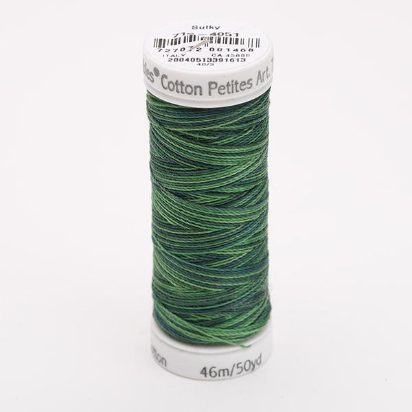 Sulky Petites 4051 FOREVER GREEN MULTICOLOUR