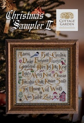 Christmas Sampler 2 - Cottage Garden Samplings