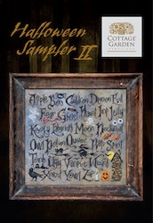 Halloween Sampler 2 - Cottage Garden Samplings