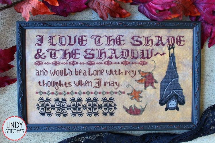 Dracula's Confession - Lindy Stitches