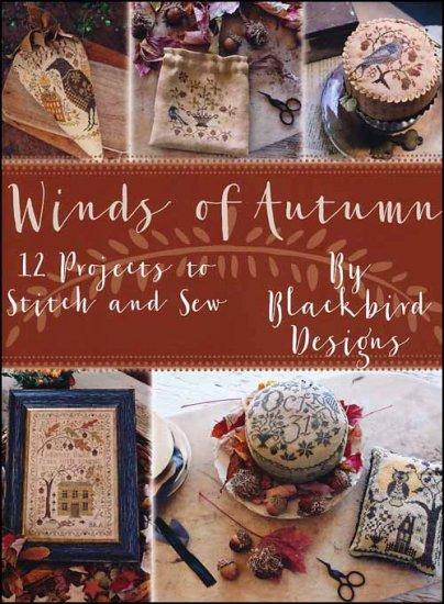 Blackbird Designs - Winds of Autumn