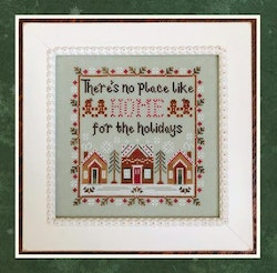 Home for the Holidays- Country Cottage Needleworks
