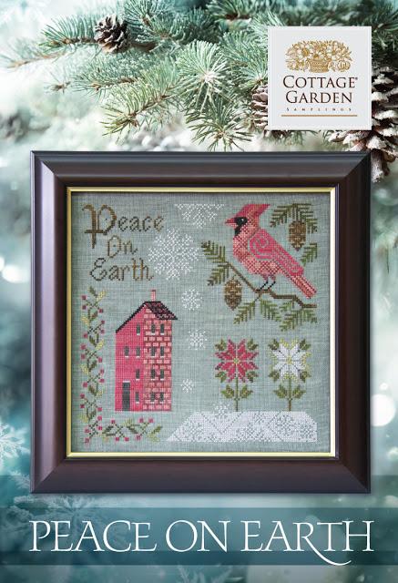 Peace On Earth - Cottage Garden Samplings