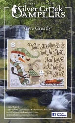 Give Greatly - Silver Creek Samplers