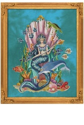 Amphitrite, Queen Goddess Of The Sea - Bella Filipina