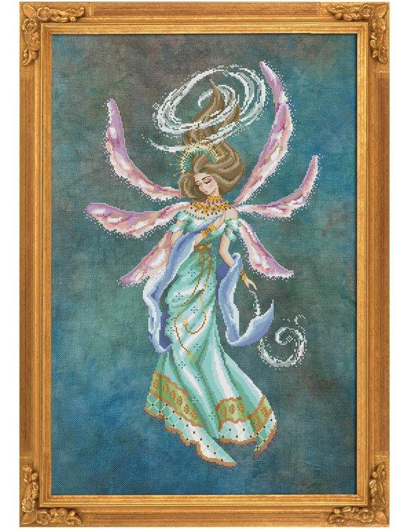 Amihan, Deity Of The Wind - Bella Filipina