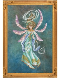 Amihan, Deity Of The Wind - Bella Filipina