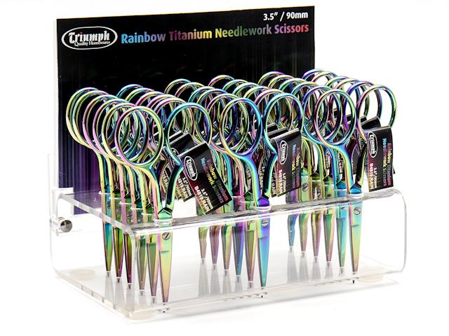 Broderisax Rainbow Titanium