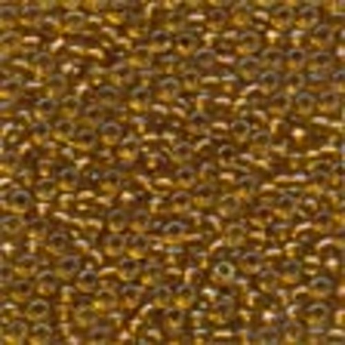 Seed Beads 02040 Light Amber