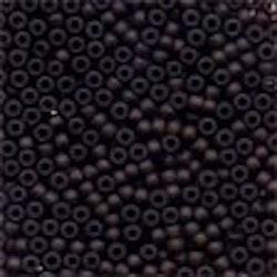 Seed Beads 02050 Matte Chocolate
